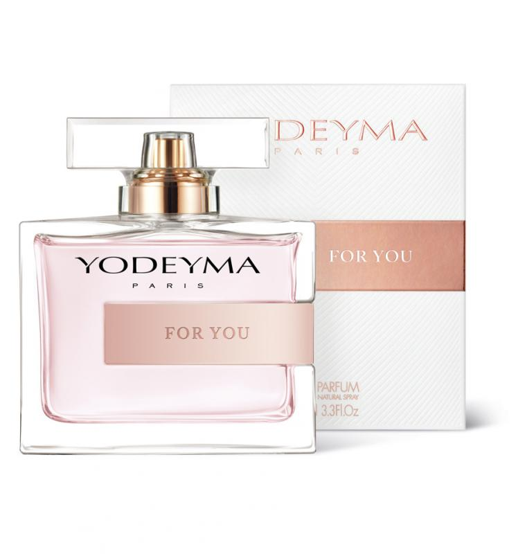 FOR YOU - YODEYMA - CHANEL CHANCE EAU TENDRE jellegű