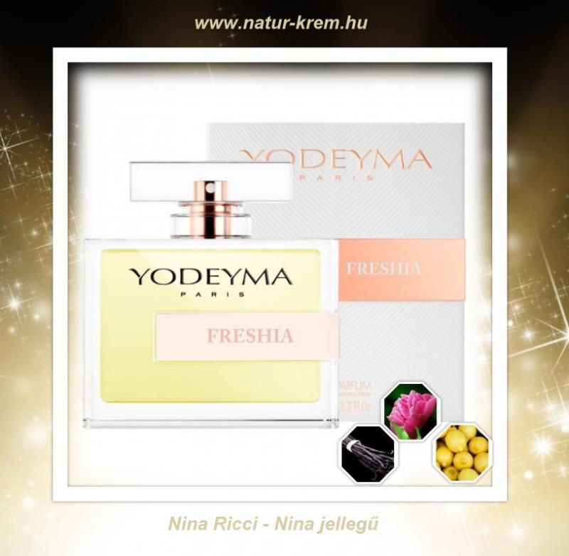 FRESHIA YODEYMA - Nina Ricci - Nina jellegű