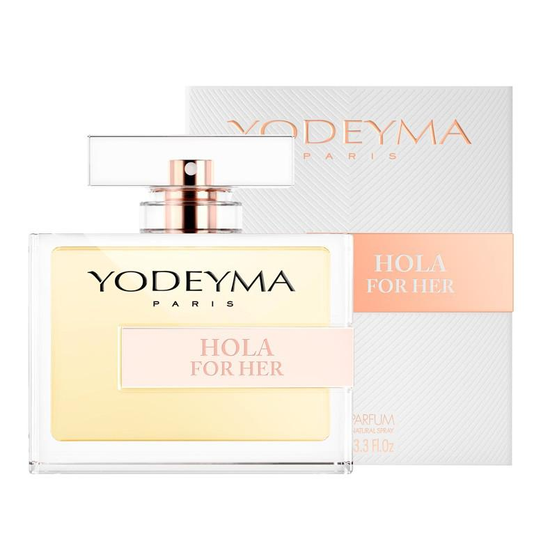 HOLA FOR HER YODEYMA - Cool Water Davidoff jellegű