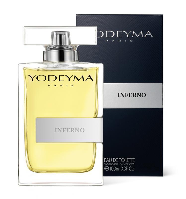 INFERNO YODEYMA férfi - Fahrenheit (Dior) jellegű