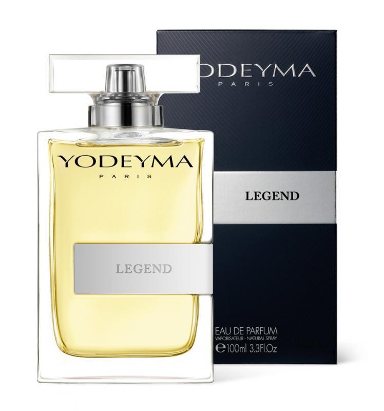 LEGEND YODEYMA Férfi - BLACK XS (Paco Rabanne) jellegű