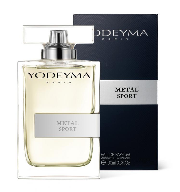 METAL SPORT YODEYMA 100 ml - CHANEL ALLURE HOMME SPORT jellegű