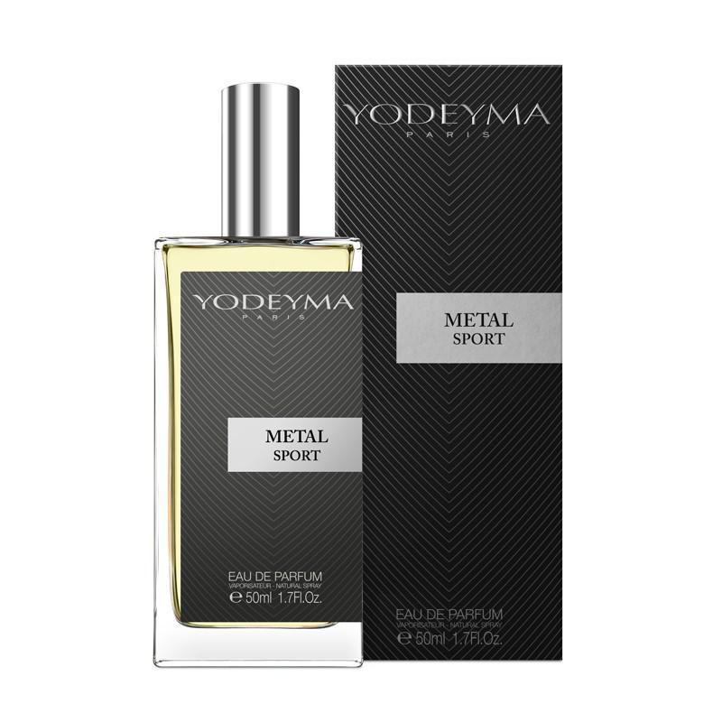 METAL SPORT YODEYMA Férfi - CHANEL ALLURE HOMME SPORT jellegű 50 ml