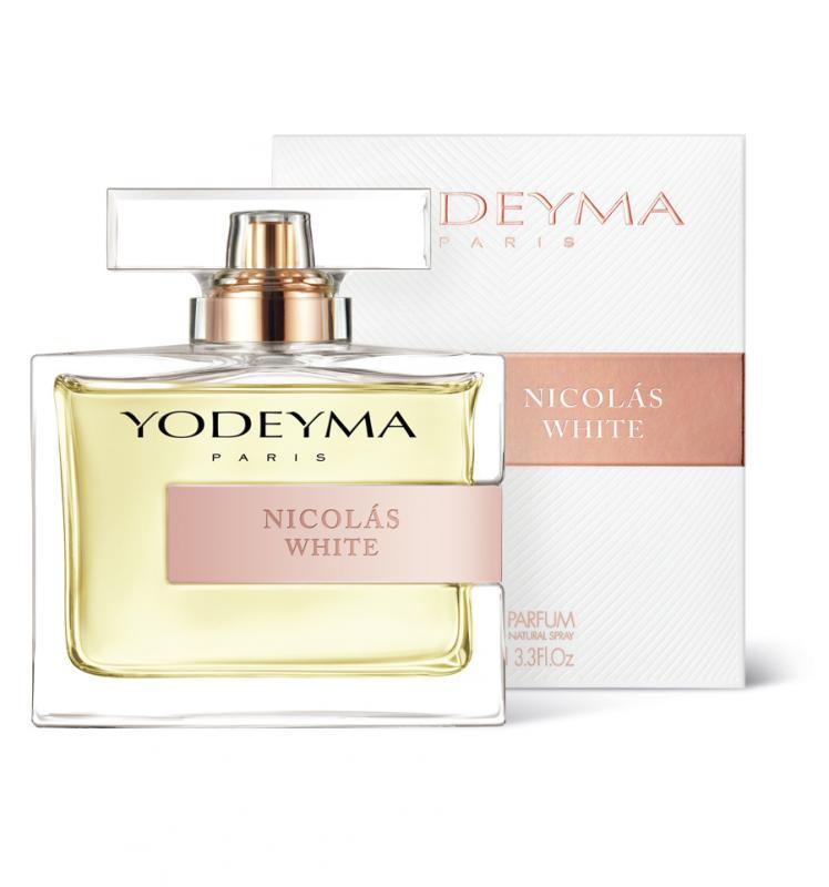 NICOLÁS WHITE 100 ml - YODEYMA - Narciso jellegű