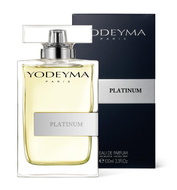 PLATINUM - YODEYMA 100 ml PARFÜM - INVICTUS (Paco Rabanne) jellegű