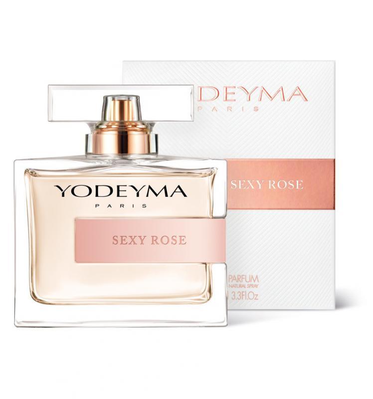 SEXY ROSE YODEYMA -  212 VIP ROSÉ (Carolina Herrera) jellegű