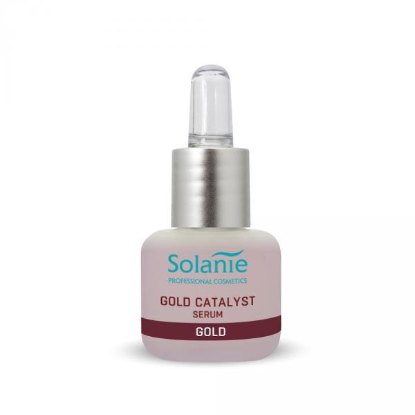 Solanie Arany-hialuronsav szérum 15 ml