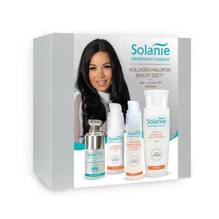 Solanie Kollagén hidratáló ajándék csomag – Szívből Neked