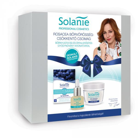 Solanie Rosacea bőrvörösség csökkentő csomag