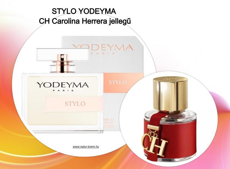 STYLO YODEYMA - CH Carolina Herrera jellegű 100 ml