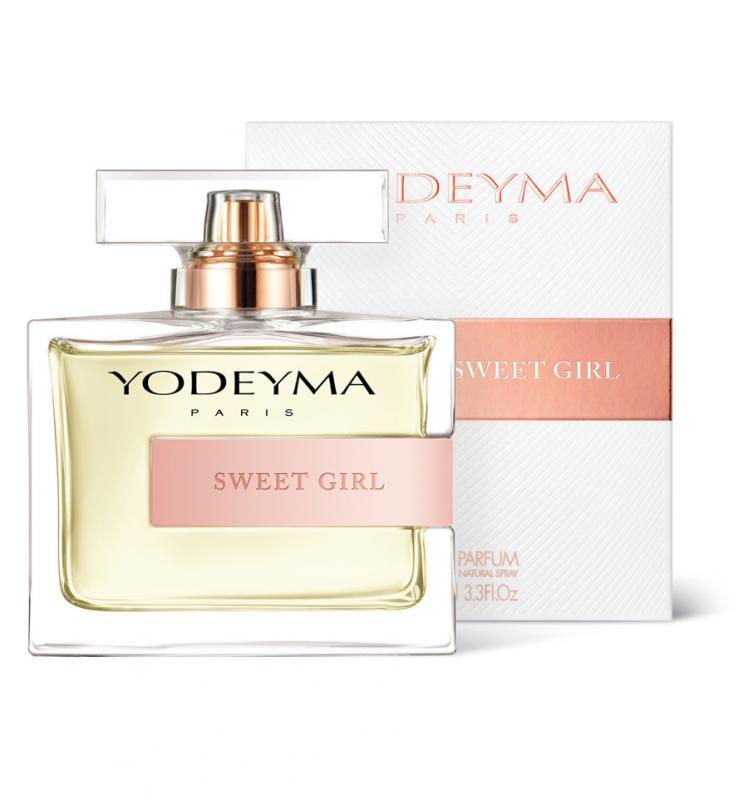 SWEET GIRL YODEYMA - 212 SEXY Carolina Herrera jellegű 100 ml