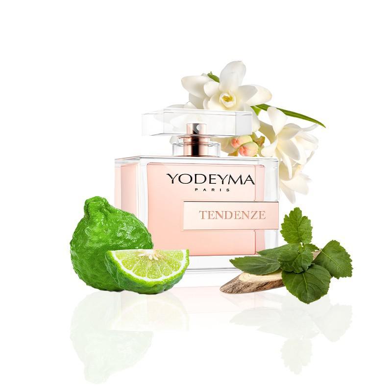 TENDENZE YODEYMA / L'Interdit - Givenchy jellegű