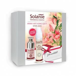 24K Arany ránctalanító luxus csomag-Solanie