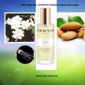 RED YODEYMA TESZTER - HYPNOTIC POISON (Christian Dior) jellegű 15 ml