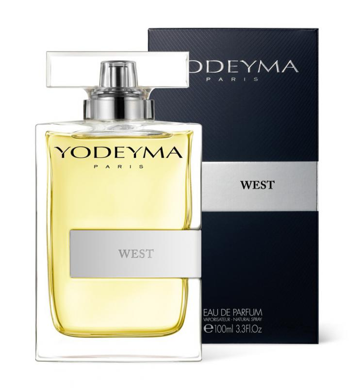 WEST - YODEYMA - Azzaro Wanted jellegű