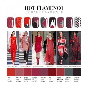HOT FLAMENCO kollekció