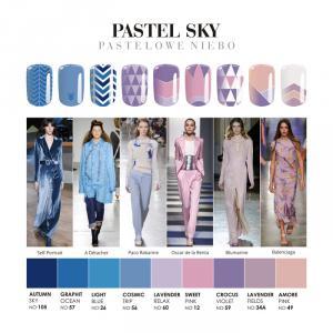 PASTEL SKY kollekció