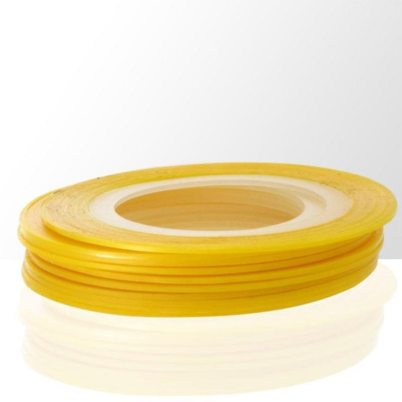 Díszítő csík 34 (sárga)