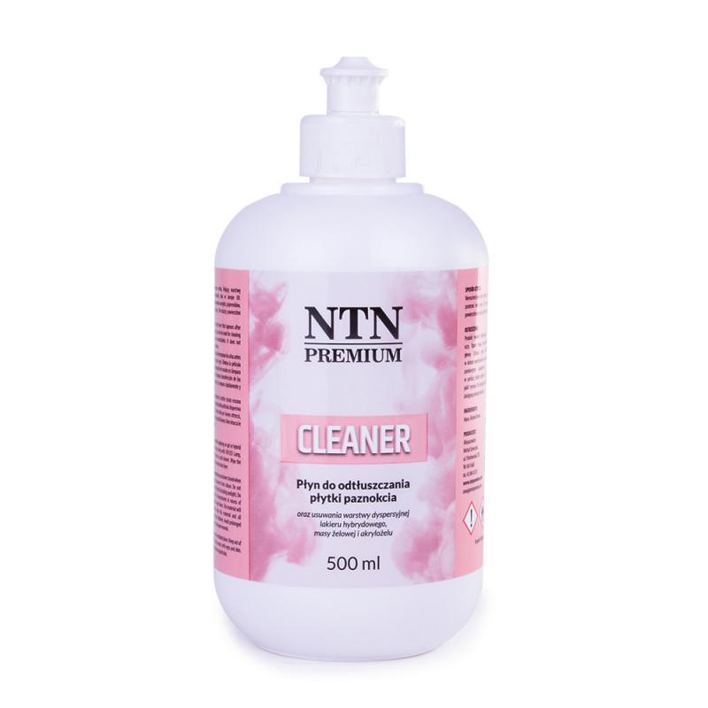 NTN Cleaner Cleanser fixáló, zsírtalanító folyadék 500ml