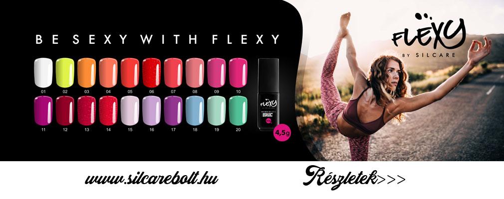 Flexy gél lakk