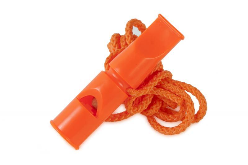 ACME Két hangú kutyasíp 641 6 cm Narancs
