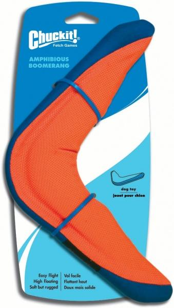 Chuckit! Boomerang Medium narancs