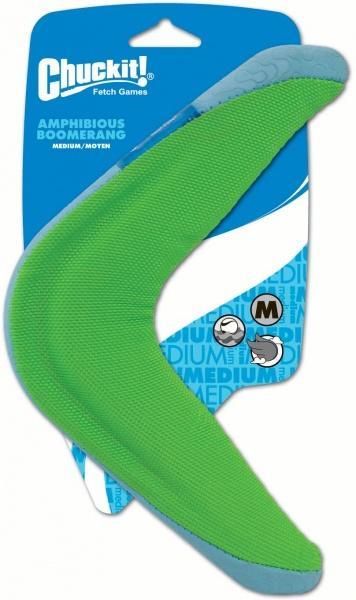 Chuckit! Boomerang Medium zöld