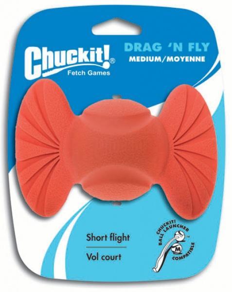 Chuckit! Drag 'n Fly labda 6,5 cm 1 db