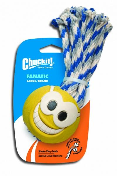 Chuckit! Fanatic mosoly Nagy Tennis 7,5 cm