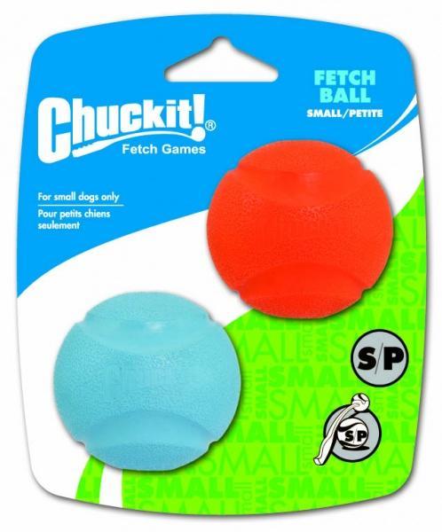 Chuckit! Fetch messzire szálló labda kicsi 5 cm 2 db
