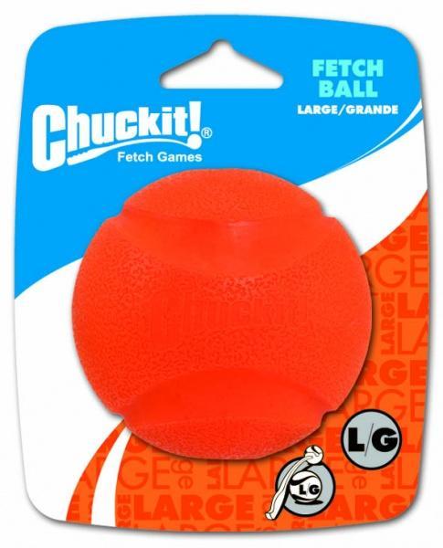 Chuckit! Fetch messzire szálló labda medium 6,5 cm 2 db