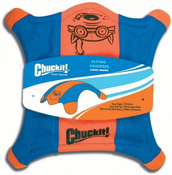 Chuckit! Flying Squirrel frizbi L 27 cm