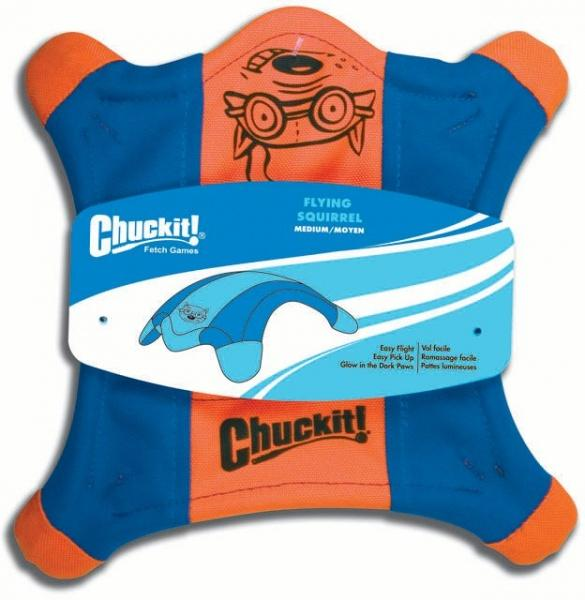 Chuckit! Flying Squirrel frizbi M 25 cm