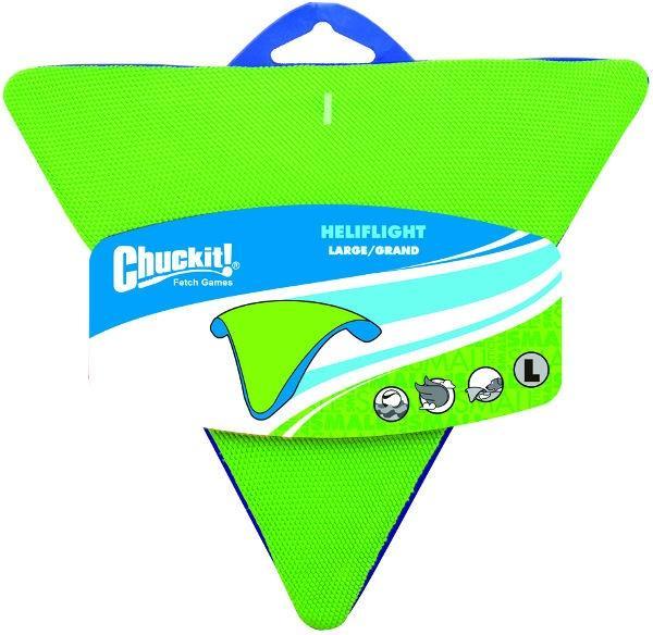 Chuckit! Heliflight frizbi Nagy zöld