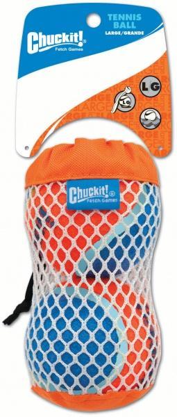 Chuckit! Tennis labda nagy 7,5 cm bag 2 db