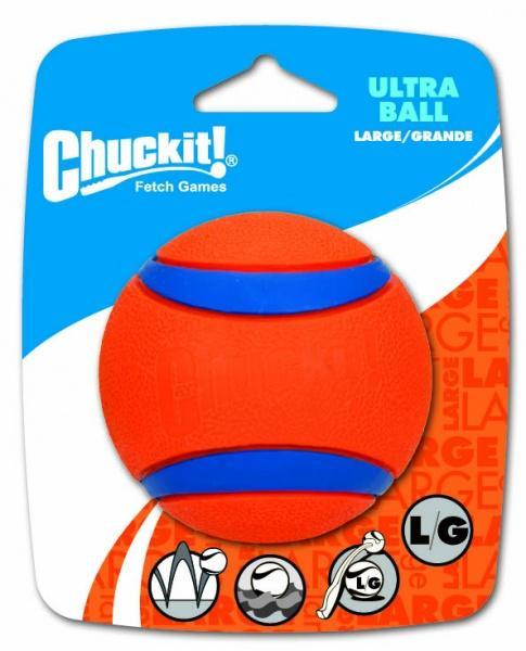 Chuckit! Ultra gumi labda nagy 7,5 cm 1 db