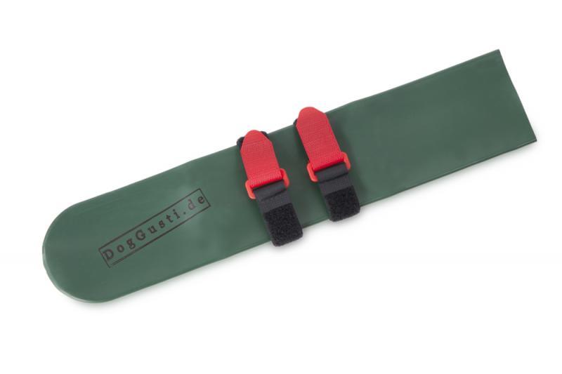 DogGusti® Védőzokni kutyáknak M 6,5 cm Zöld