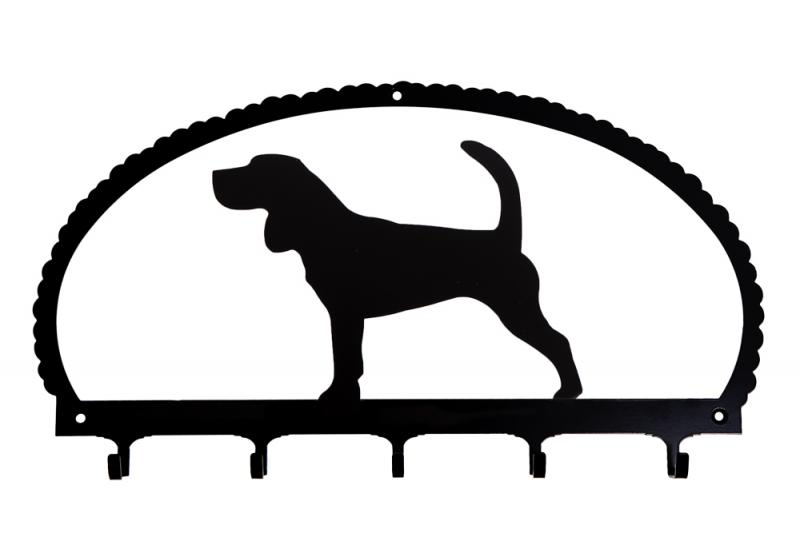 Fali Kulcstartó Beagle