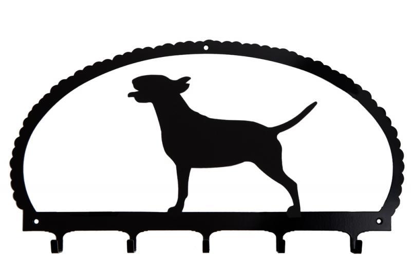 Fali Kulcstartó Bull terrier