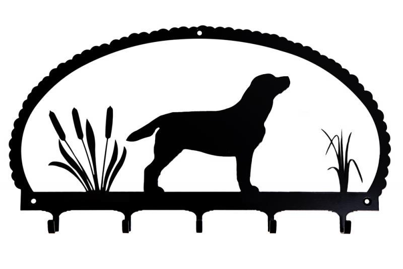 Fali Kulcstartó Labrador Retriever