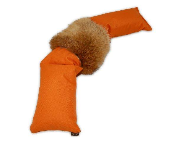 FIREDOG 3 részes Dummy 5 kg Rókaszőrrel Narancs