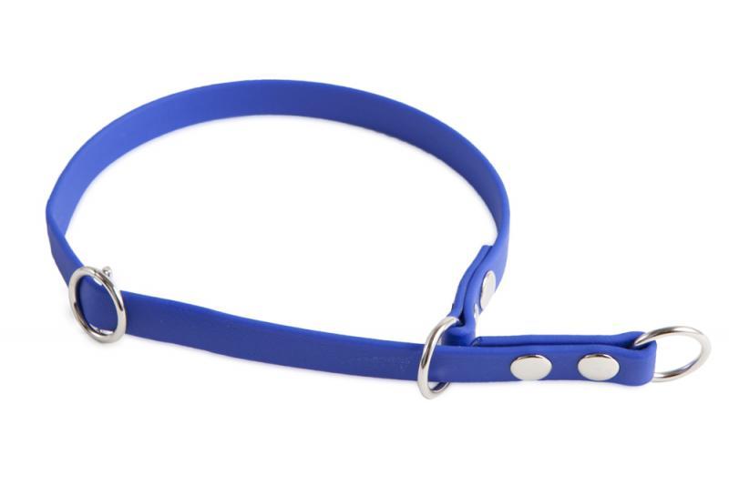 FIREDOG BioThane Nyakörv Sport 13 mm Kék