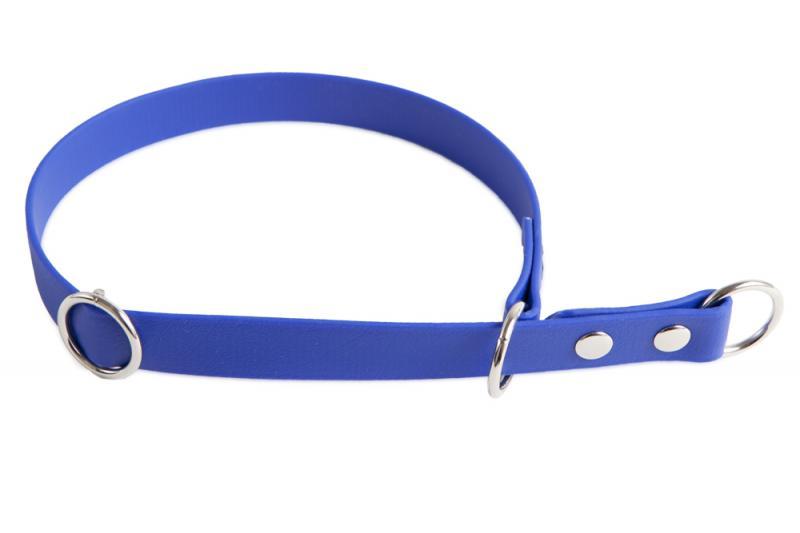 FIREDOG BioThane Nyakörv Sport 19 mm Kék