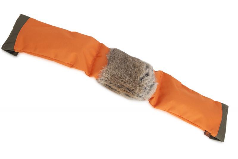 FIREDOG Dummy 3 részes 600 g Tölthető Nyúlszőrrel Narancs