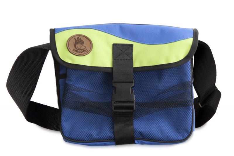 FIREDOG® Dummy bag Profi gyerekeknek Kék/Neon zöld