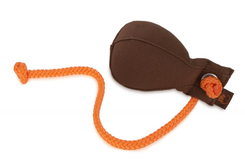 FIREDOG® Dummy Ball 150 g - Barna