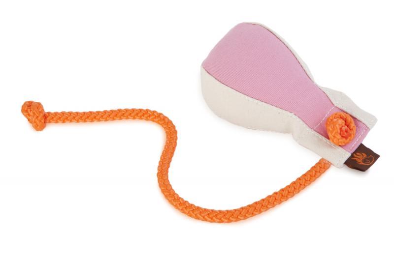 FIREDOG Dummy Ball Marking 150 g - Világos rózsaszín/Fehér