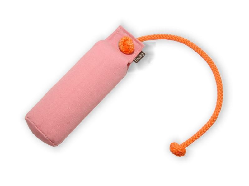 FIREDOG® Dummy Long throw 250 g - Világos rózsaszín