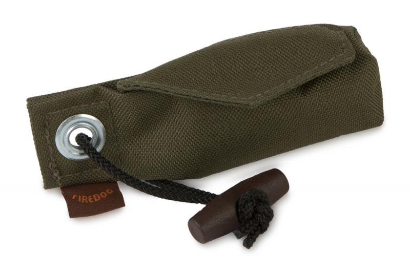 FIREDOG® Dummy Pocket Go Toi 2 in 1 + 1 tekercs (20 db) - Khaki