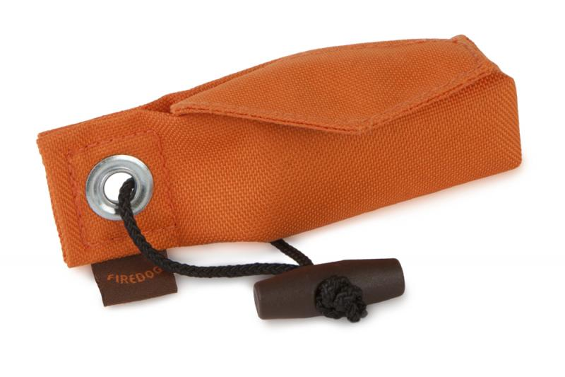 FIREDOG® Dummy Pocket Go Toi 2 in 1 + 1 tekercs (20 db) - Narancs